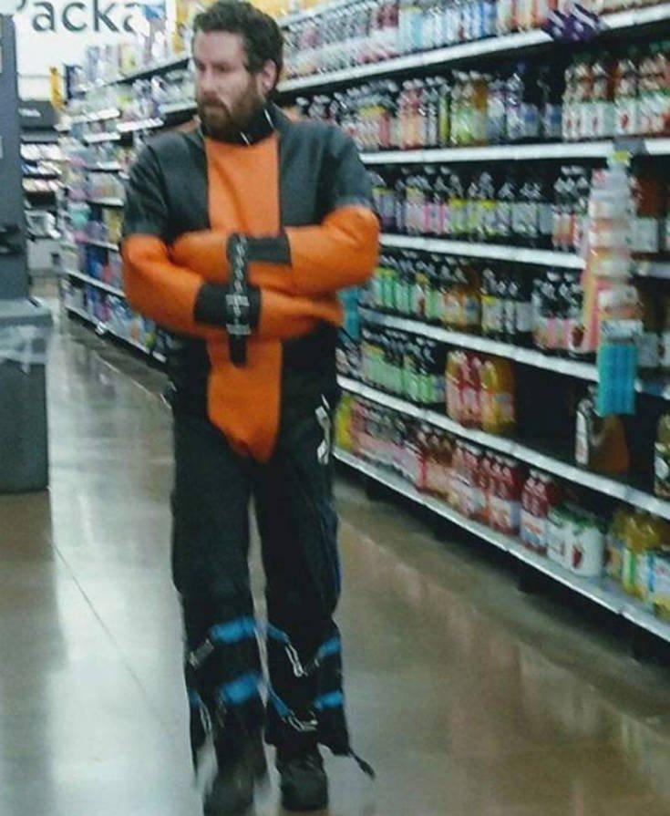 Τι πετυχαίνεις σε μια βόλτα στο σούπερ μάρκετ