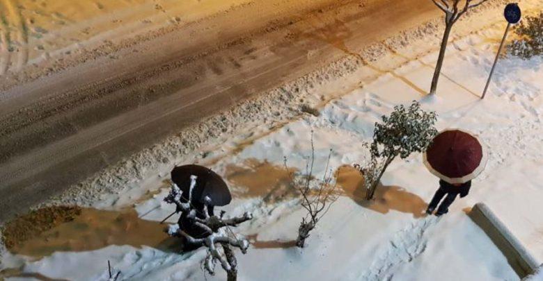 Στην κατάψυξη μέχρι τέλος Γενάρη τα Τρίκαλα-Πιθανή χιονόπτωση και αύριο