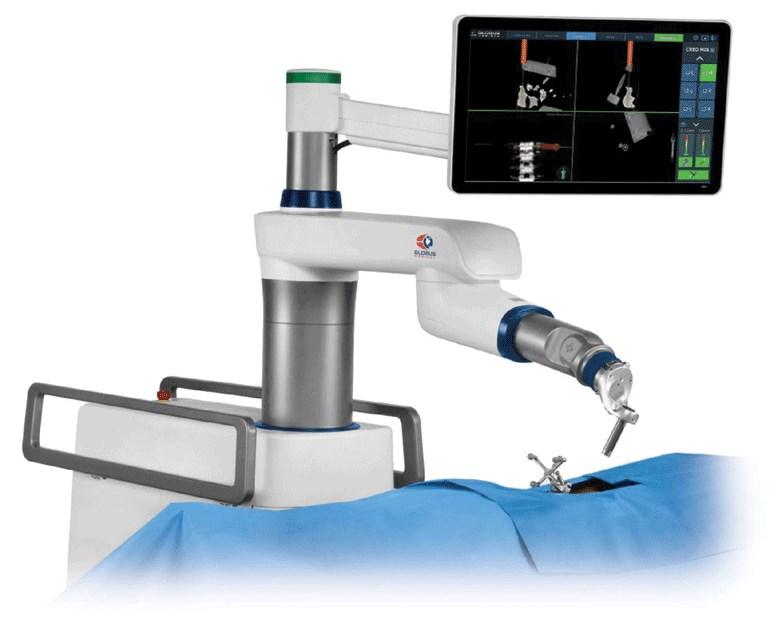 Το ρομποτικό σύστημα ExcelsiusGPS™