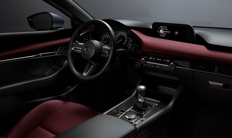 Με 181 ίππους ο νέος κινητήρας Skyactiv-X του Mazda3