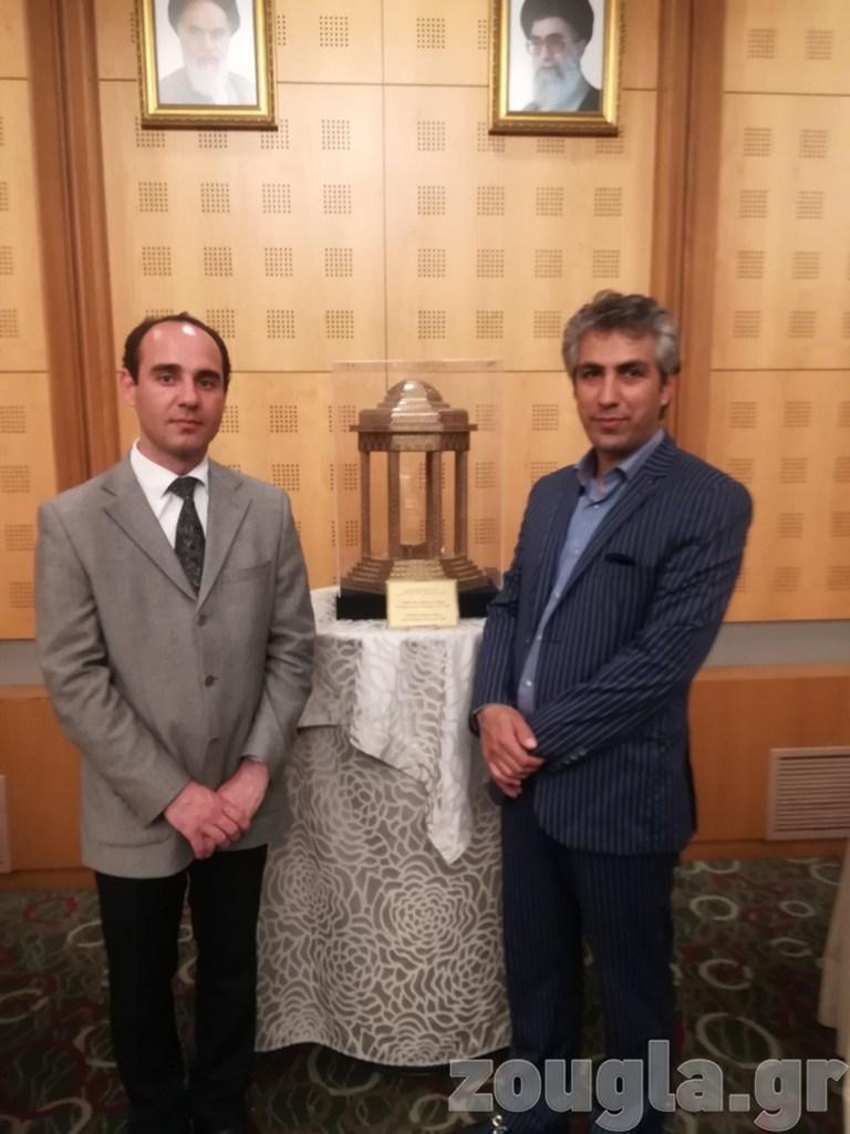 Majid Motallebi Shabestari :«H ασφάλεια στη Μέση Ανατολή αφορά και την δική μας ασφάλεια»