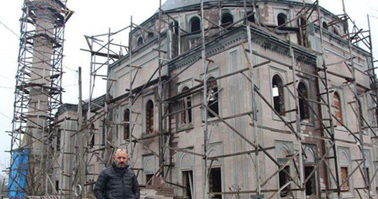 Πωλείται ημιτελές τζαμί στην ΒΑ Τουρκία