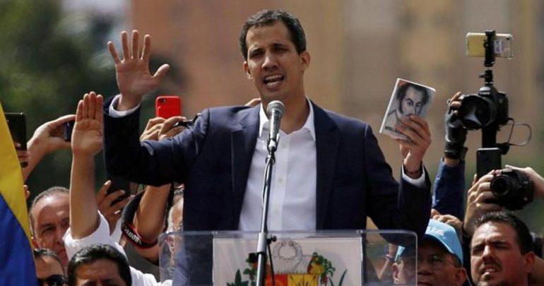 Ο Γκουαϊδό ανακοίνωσε ότι η ανθρωπιστική βοήθεια θα εισέλθει στη χώρα στις 23 Φεβρουαρίου