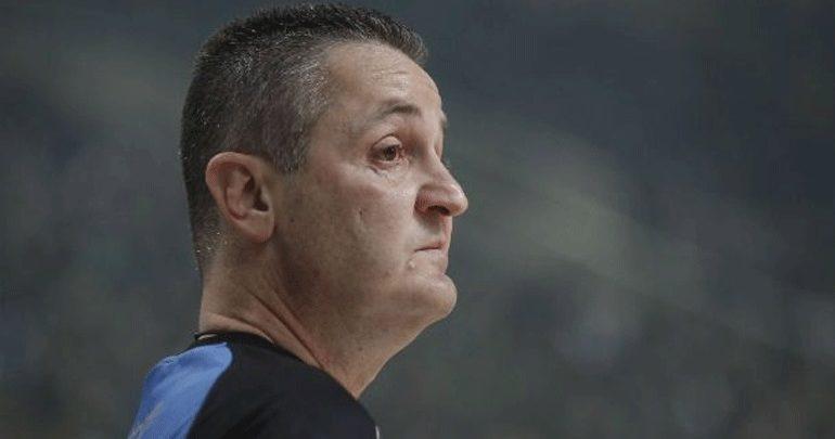Ζήτησε εξαίρεση από τους αγώνες της Basket League ο Αναστόπουλος