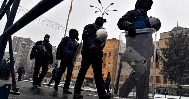 Βόρεια Μακεδονία: Απετράπη επίθεση υποστηρικτών του Ισλαμικού Κράτους