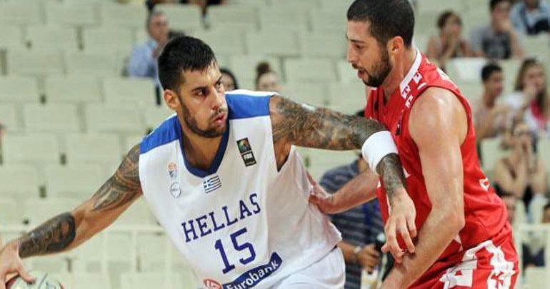 Πανέτοιμη η Εθνική για το παιχνίδι με τη Γεωργία στο Ηράκλειο