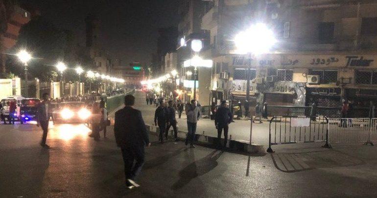 Αίγυπτος: Έκρηξη σε αρχαία συνοικία του Καΐρου