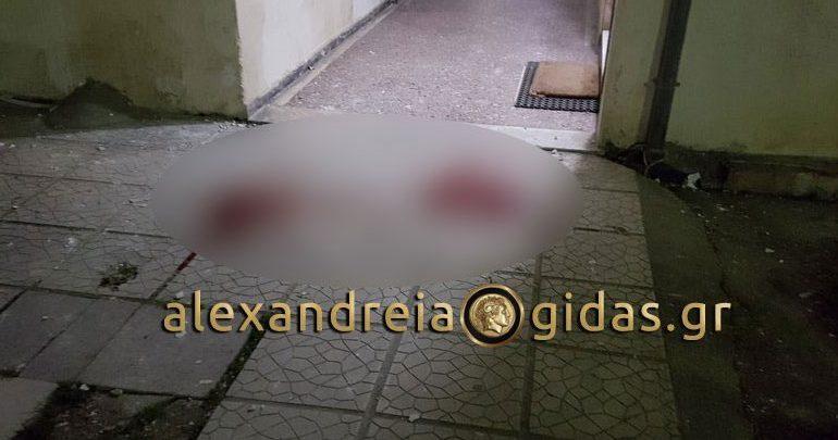 Αλεξάνδρεια: Ηλικιωμένος έπεσε στο κενό - Προσπάθησε να μπει στο σπίτι του από το μπαλκόνι