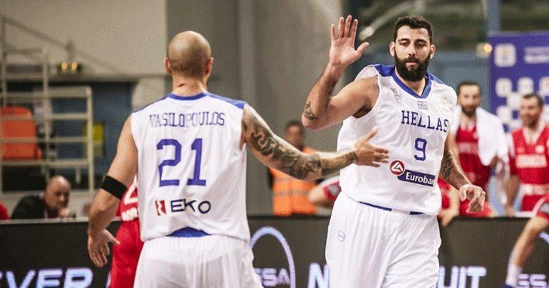 «Αγκάλιασε» την πρώτη θέση η Εθνική, 81-69 τη Γεωργία
