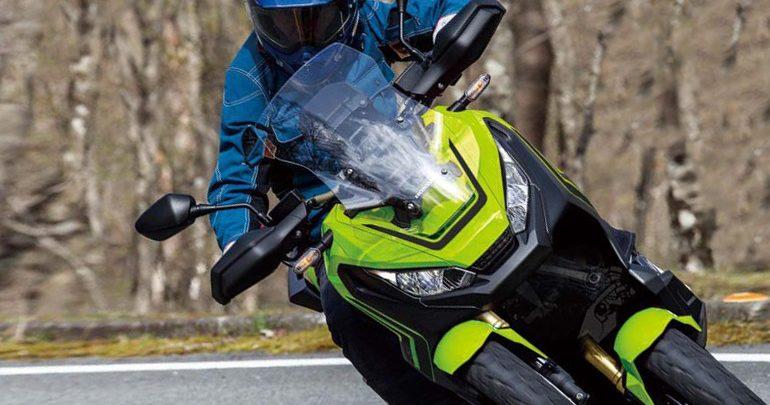 Honda X-ADV 750: Το μέλλον προβλέπεται τρίτροχο!