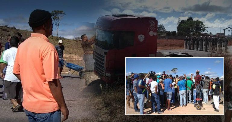 Βίαια επεισόδια στα σύνορα της Βενεζουέλας με τη Βραζιλία - Μία νεκρή