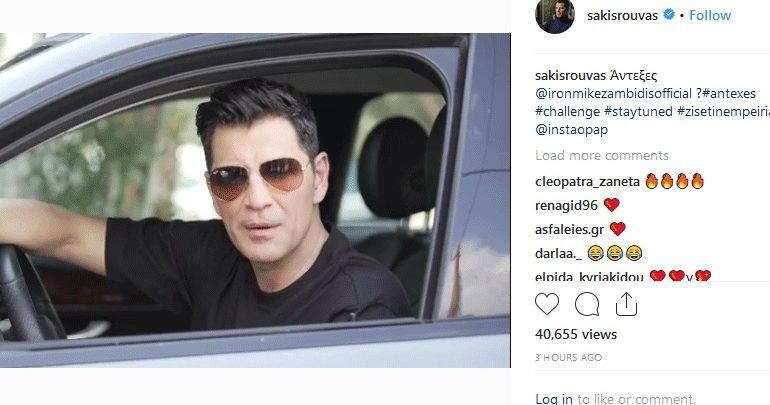 O Ρουβάς κάνει challenge στον Ζαμπίδη και αναστατώνονται τα social media – Ανταλλάσσουν μηνύματα και δίνουν ραντεβού στο ρινγκ
