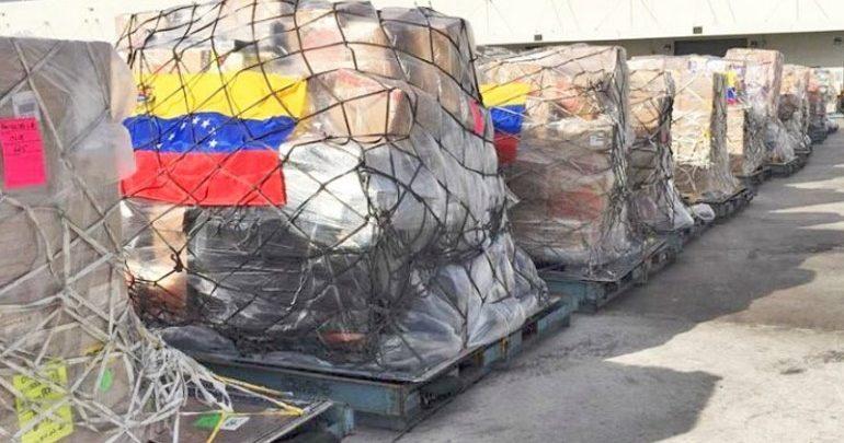 Βενεζουέλα: Το Κουρασάο δεν επέτρεψε σε αντιπολιτευόμενους να φορτώσουν σε πλοίο ανθρωπιστική βοήθεια από τις ΗΠΑ
