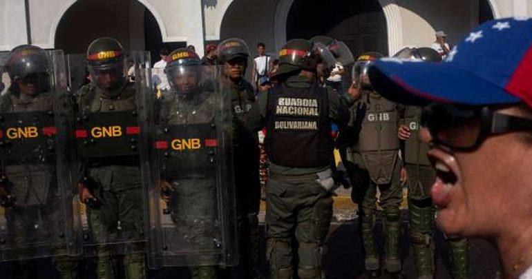 Λευκός Οίκος: Οι ΗΠΑ καταδικάζουν τη χρήση βίας από τον στρατό της Βενεζουέλας εναντίον άοπλων πολιτών