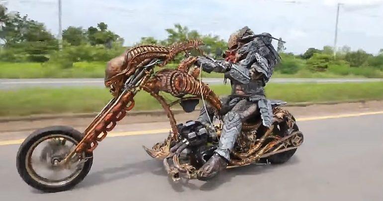 Όταν ο Κυνηγός έπιασε το Alien
