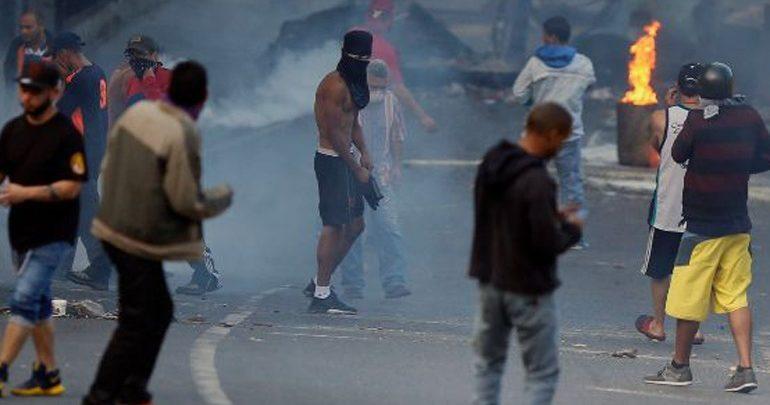 Βενεζουέλα: Δύο νεκροί σε συγκρούσεις κοντά στα σύνορα με την Βραζιλία