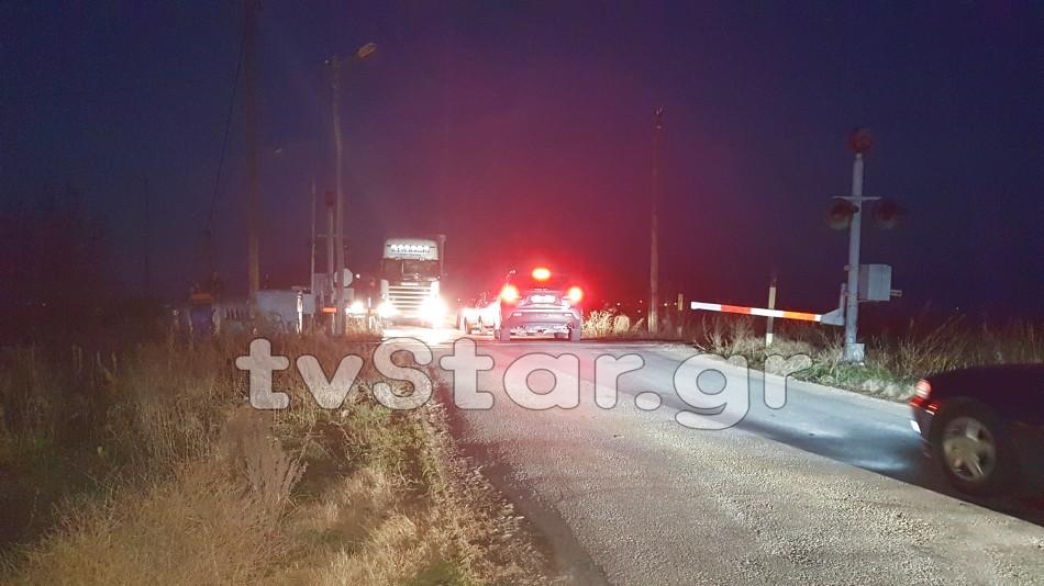 Τροχαίο στο Κιλελέρ - Δεκάδες οδηγοί εγκλωβισμένοι (φωτο)