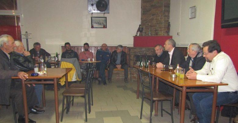 Θέσεις και υποψηφίους παρουσιάζει ο Γάτσας στην Ελασσόνα