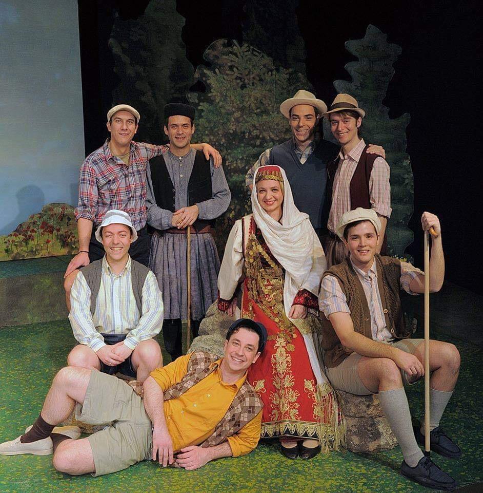 Γιώργος Παπαδόπουλος: Το Θέατρο των Οδοιπόρων είναι η ανάγκη του νέου Λαρισαίου ηθοποιού