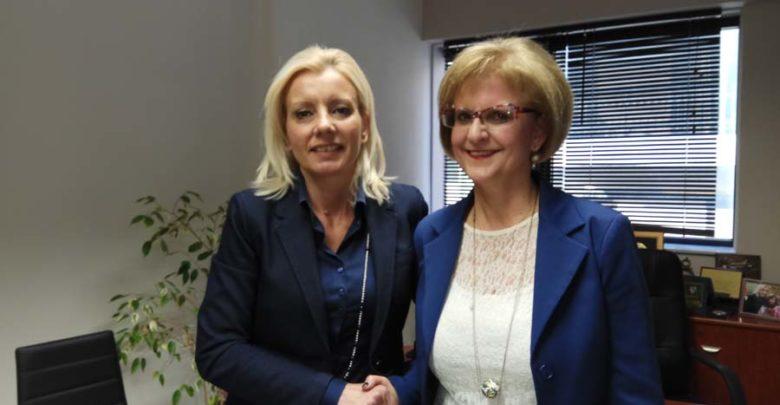 Με τη «Λάρισα Μπροστά», στο πλευρό της Καραλαριώτου η δικηγόρος Δέσποινα Μίγα-Κατσογιάννη