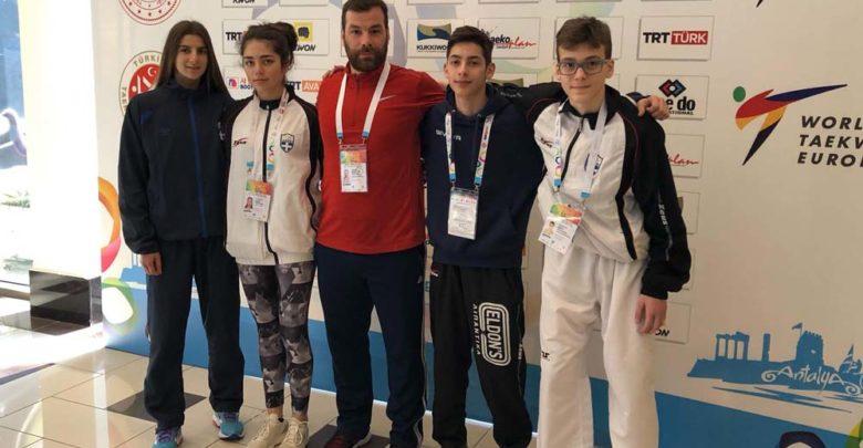Με 4 αθλητές στην Τουρκία ο Α.Σ. ΔΙΑΣ Λάρισα