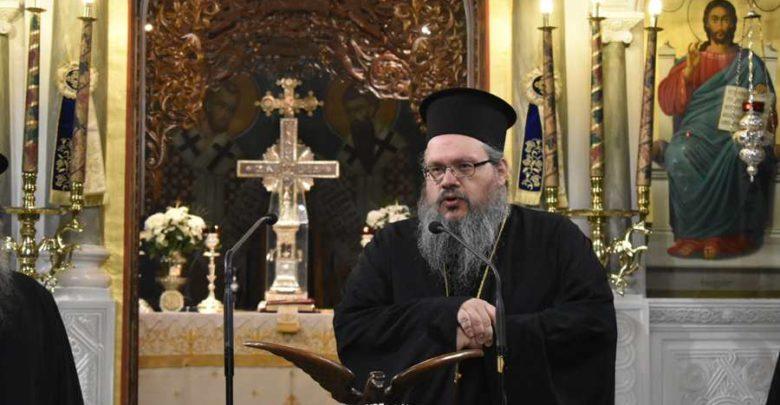 Σε ανοιχτή συζήτηση στον Ι.Ν. των Αγίων Κωνσταντίνου & Ελένης στη Λάρισα μίλησε ο Ιερώνυμος (φωτο)