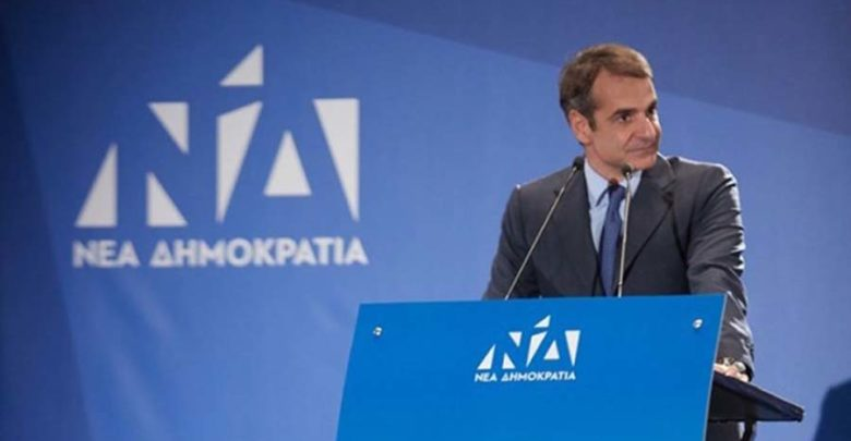 Μητσοτάκης: Φύγετε επιτέλους να ανασάνει η Ελλάδα