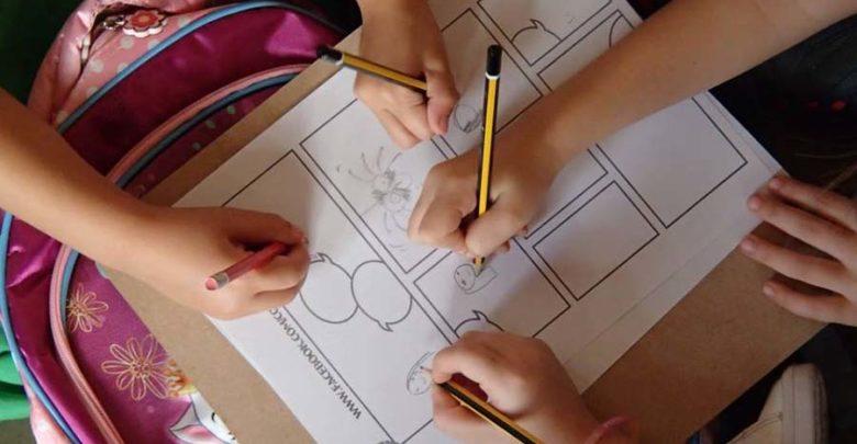 Όταν τα comics συνάντησαν τη μουσική - Δωρεάν εργαστήρια και παραστάσεις για παιδιά