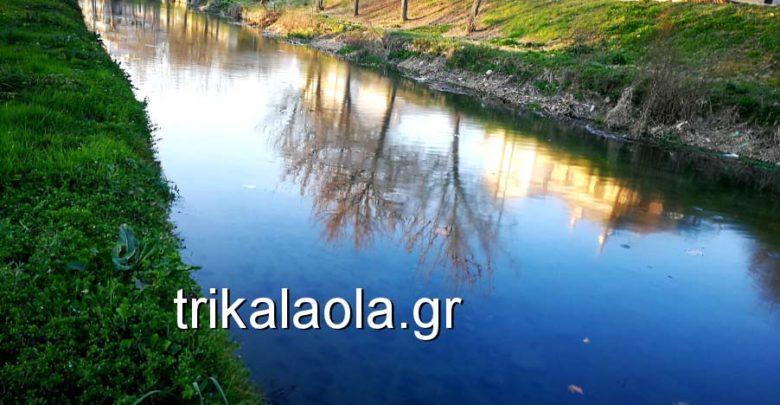 Τρίκαλα: Πετρέλαιο μέσα στο ποτάμι Ληθαίος
