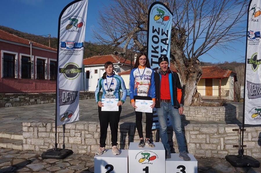 Επιτυχίες για τον Π.Α.Σ ΠΗΝΕΙΟ στον πρώτο του αγώνα ορεινής ποδηλασίας του 2019 (φωτο)