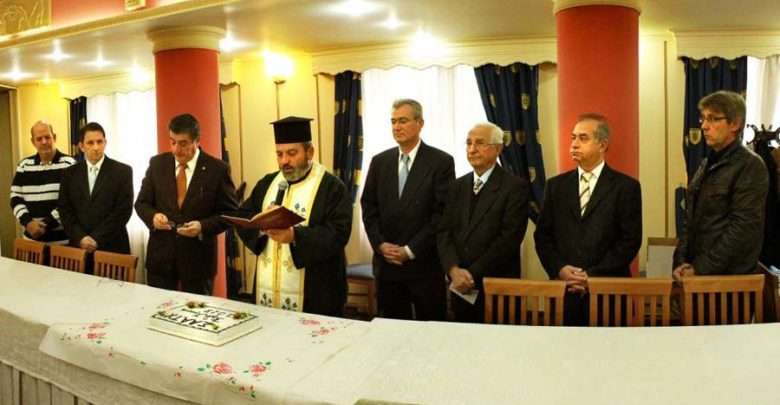 Κόβει πίτα και βραβεύει ο Σύνδεσμος Αποστράτων Αξιωματικών Τεχνικού Σώματος Περιφέρειας Θεσσαλίας