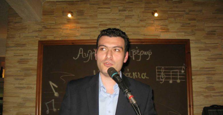 """Υποψήφιος δήμαρχος Λαρισαίων ο Δημήτρης Τσιάρας με ψηφοδέλτιο από τον """"πατριωτικό"""" χώρο"""
