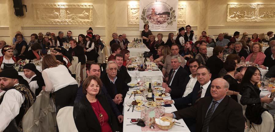 Κέλλας σε εκδήλωση Συλλόγου Βερδικουσιωτών ν. Λάρισας: Ελλάδα και ελληνισμός θα ξαναγίνουν ένα