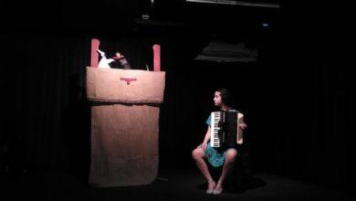 Παραδοσιακό Ναπολιτάνικο Κουκλοθέατρο στον Μύλο του Παππά