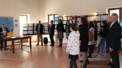 Εγκαινιάστηκε η έκθεση με θέμα «Το νερό στην τέχνη και τη ζωή» στους Γόννους