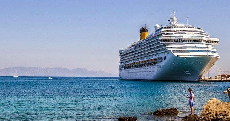 Στις 134 αναμένεται να φτάσουν οι αφίξεις κρουαζιερόπλοιων στο λιμάνι της Σούδας