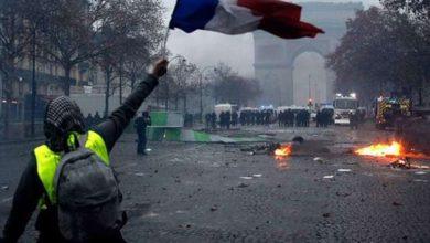 Γαλλία: Mαζικές συλλήψεις ετοιμάζετει η αστυνομία στην επόμενη κινητοποίηση των «Κίτρινων Γιλέκων»