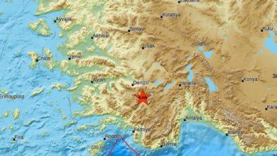 Σεισμός 5,8R στην Τουρκία