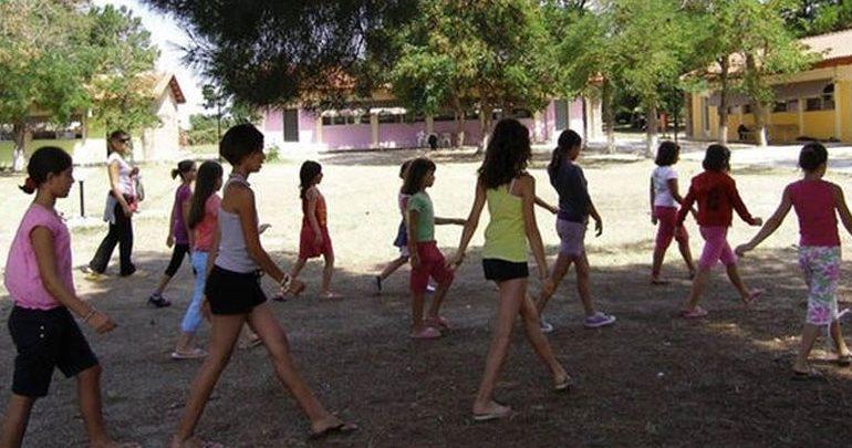 Ξεκινούν από 8 Απριλίου οι εγγραφές για τις Παιδικές Εξοχές του Δήμου Αθηναίων