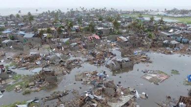 Μοζαμβίκη: Στους 217 οι νεκροί από το πέρασμα του κυκλώνα Ιντάι