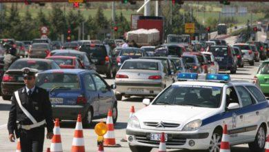 Αυξημένα μέτρα της Τροχαίας στη Θεσσαλονίκη εν όψει 25ης Μαρτίου