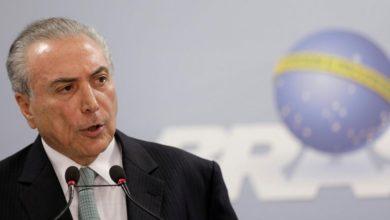 Συνελήφθη ο πρώην πρόεδρος της Βραζιλίας