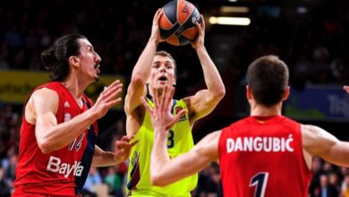 Euroleague: Ο Κοπόνεν «σκότωσε» την Μπαρτσελόνα, «αγκάλιασε» την 4η θέση η Αναντολού