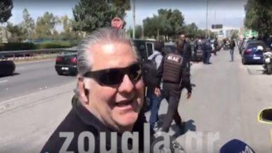 Ο ΣΑΤΑ διέγραψε τον ταξιτζή της λεωφόρου Βουλιαγμένης για την αντίδραση του με το αιμόφυρτο θύμα