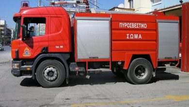 Πανικό προκάλεσε πυρκαγιά σε ασανσέρ κλινικής στο Ηράκλειο