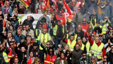 Απαγορεύτηκαν για το Σάββατο οι διαδηλώσεις των Κίτρινων Γιλέκων