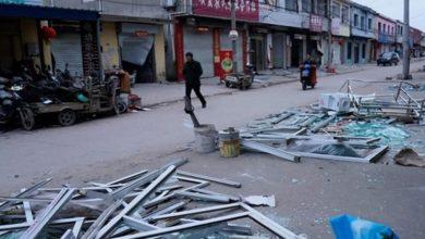 Κίνα: Αυξήθηκαν οι νεκροί από την έκρηξη σε χημικό εργοστάσιο στην επαρχία Τζιανγκσού