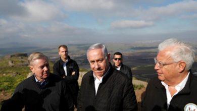 Τα κέρδη του πετρελαίου προωθούν την κίνηση Tραμπ να αναγνωρίσει την προσάρτηση του Γκολάν από το Ισραήλ