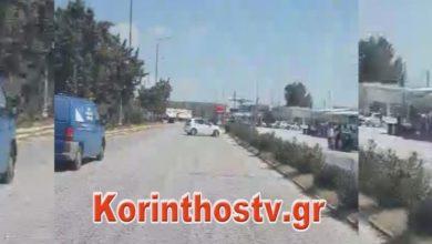 Οδηγούσε ανάποδα στην Εθνική Αθηνών – Κορίνθου