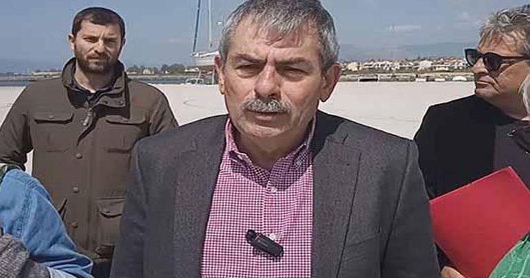 Πετράκος: Προίκα στους μεγαλοεπιχειρηματίες η μαρίνα του Ναυπλίου
